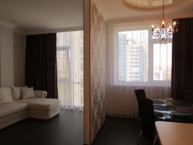 Сдается 1-комнатная квартира на ул. Гагаринское Плато — 454 у.е./мес.