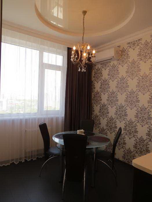 Сдается 1-комнатная квартира на ул. Гагаринское Плато — 454 у.е./мес. (фото №3)