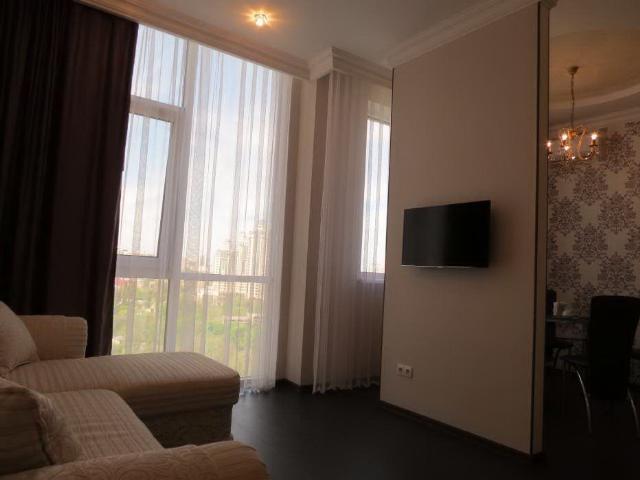 Сдается 1-комнатная квартира на ул. Гагаринское Плато — 454 у.е./мес. (фото №6)
