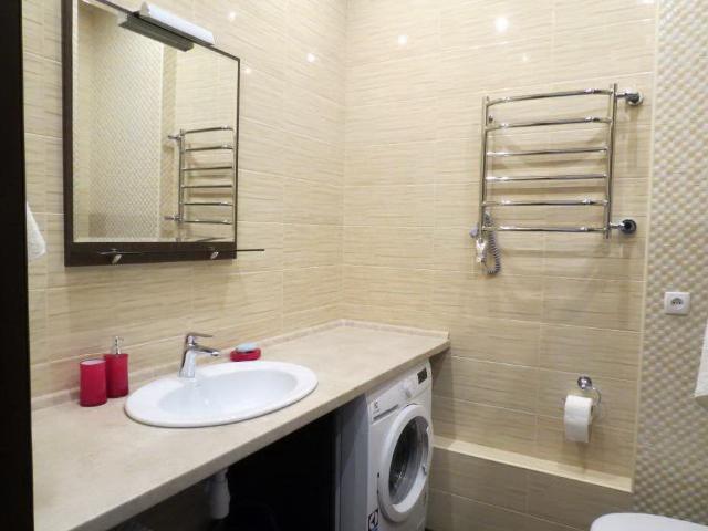 Сдается 1-комнатная квартира на ул. Гагаринское Плато — 454 у.е./мес. (фото №7)