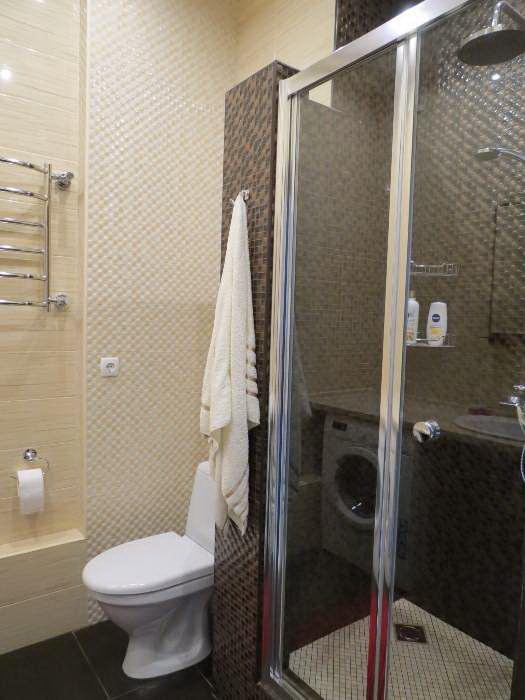 Сдается 1-комнатная квартира на ул. Гагаринское Плато — 454 у.е./мес. (фото №8)