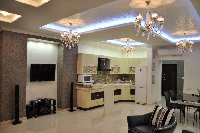 Сдается 3-комнатная квартира на ул. Генуэзская — 800 у.е./мес. (фото №2)