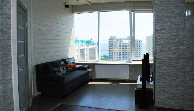 Сдается 3-комнатная квартира на ул. Генуэзская — 650 у.е./мес.