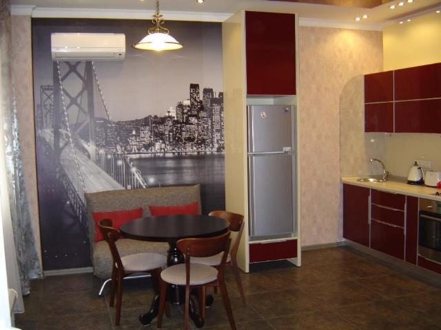 Сдается 1-комнатная квартира на ул. Гагаринское Плато — 500 у.е./мес. (фото №4)