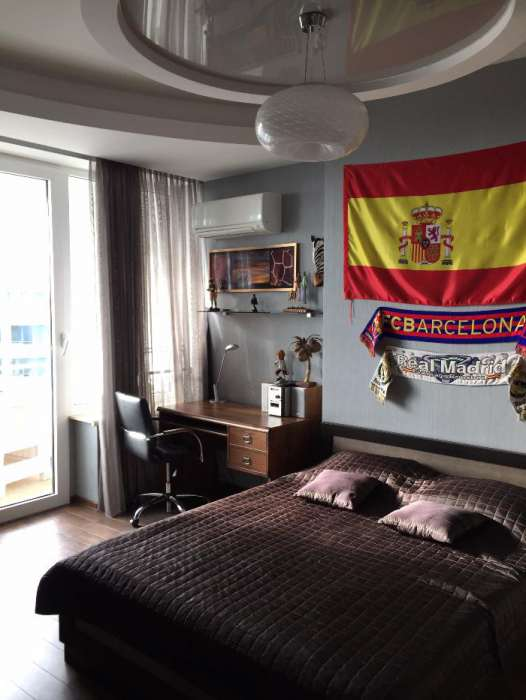 Сдается 3-комнатная квартира на ул. Литературная — 1 500 у.е./мес. (фото №7)