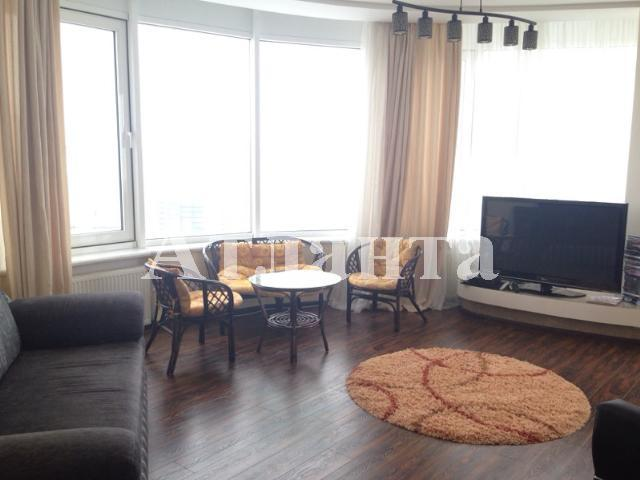 Сдается 3-комнатная квартира на ул. Генуэзская — 1 000 у.е./мес. (фото №3)