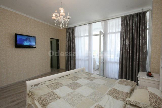 Сдается 3-комнатная квартира на ул. Генуэзская — 800 у.е./мес. (фото №5)