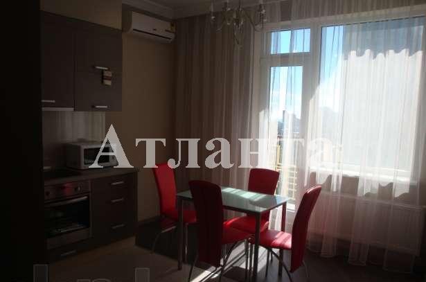 Сдается 2-комнатная квартира на ул. Гагаринское Плато — 545 у.е./мес.