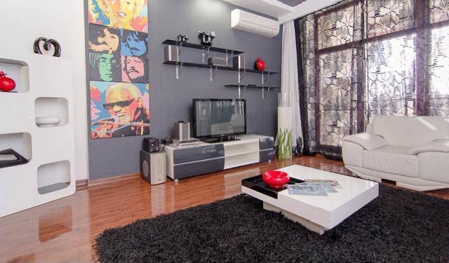 Сдается 2-комнатная квартира на ул. Гагаринское Плато — 700 у.е./мес. (фото №2)