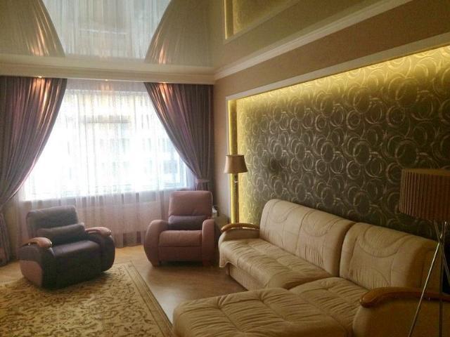 Сдается 1-комнатная квартира на ул. Гагаринское Плато — 545 у.е./мес.
