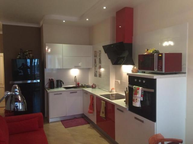 Сдается 1-комнатная квартира на ул. Гагаринское Плато — 545 у.е./мес. (фото №5)