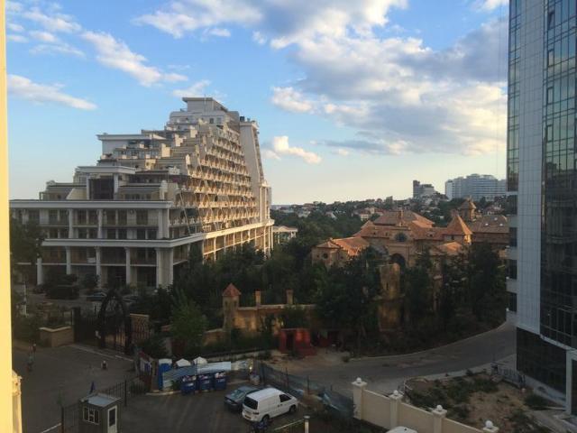 Сдается 1-комнатная квартира на ул. Гагаринское Плато — 545 у.е./мес. (фото №12)