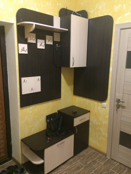 Сдается 1-комнатная квартира на ул. Маршала Говорова — 40 у.е./сут. (фото №10)