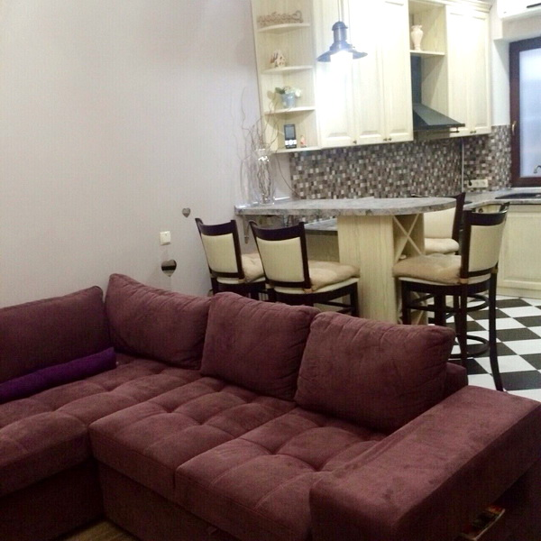 Сдается 1-комнатная квартира на ул. Люстдорфская Дорога — 450 у.е./мес. (фото №2)