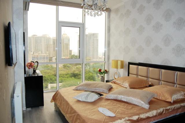 Сдается 1-комнатная квартира на ул. Гагаринское Плато — 750 у.е./мес.
