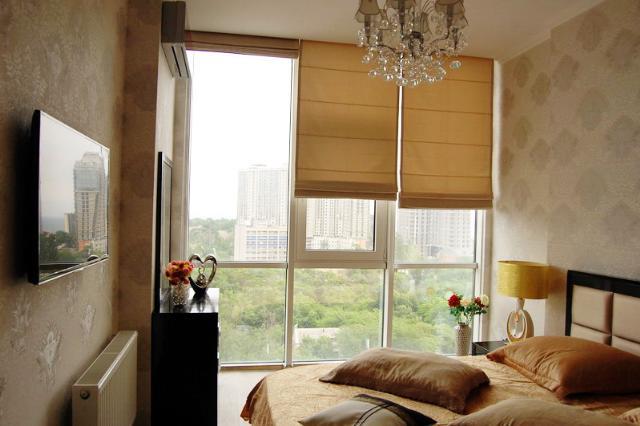 Сдается 1-комнатная квартира на ул. Гагаринское Плато — 750 у.е./мес. (фото №2)