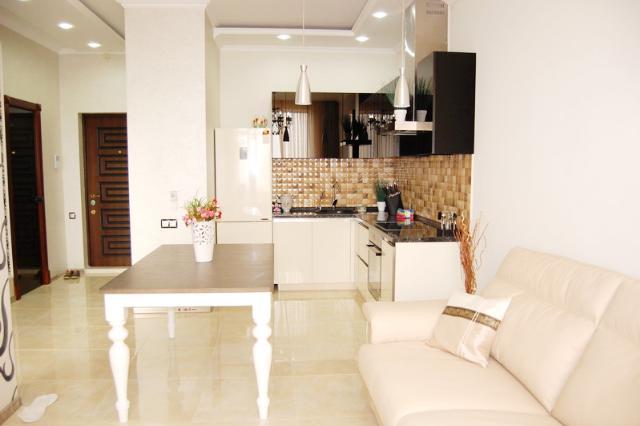 Сдается 1-комнатная квартира на ул. Гагаринское Плато — 750 у.е./мес. (фото №8)