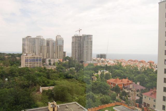 Сдается 1-комнатная квартира на ул. Гагаринское Плато — 750 у.е./мес. (фото №14)