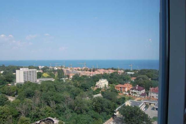 Сдается 1-комнатная квартира на ул. Генуэзская — 41 у.е./сут. (фото №2)
