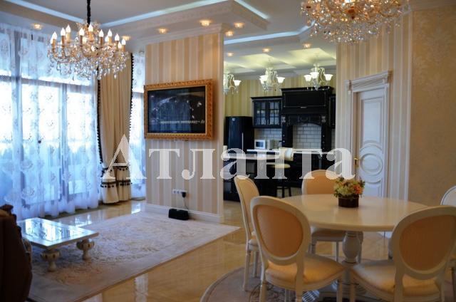 Сдается 3-комнатная квартира на ул. Гагаринское Плато — 2 500 у.е./мес.