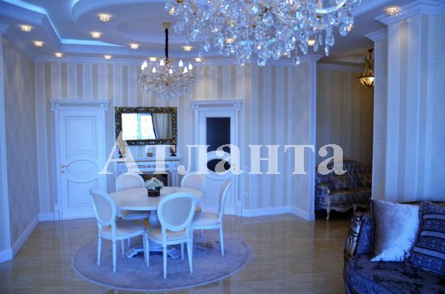 Сдается 3-комнатная квартира на ул. Гагаринское Плато — 2 500 у.е./мес. (фото №4)