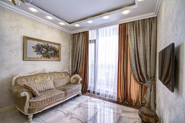 Сдается 1-комнатная квартира на ул. Греческая — 800 у.е./мес.
