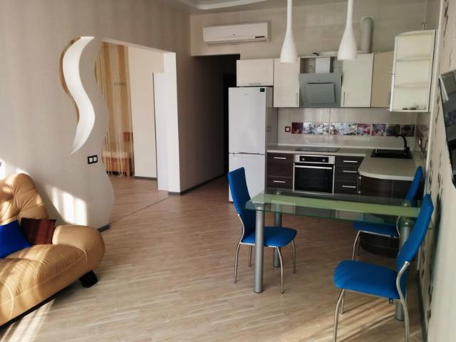 Сдается 1-комнатная квартира на ул. Аркадиевский Пер. — 400 у.е./мес. (фото №2)