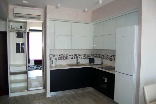 Сдается 1-комнатная квартира на ул. Генуэзская — 500 у.е./мес. (фото №3)