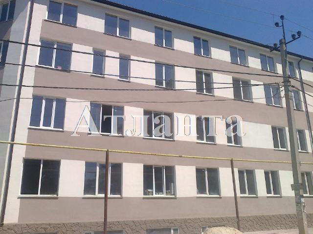 Продается 1-комнатная квартира в новострое на ул. Центральная — 17 600 у.е.