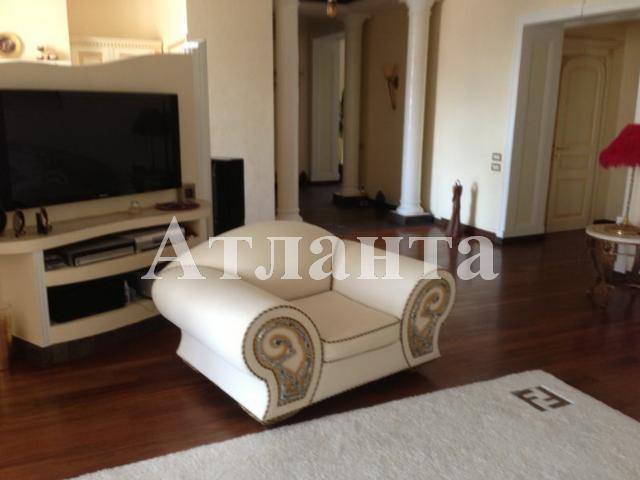 Продается 4-комнатная квартира в новострое на ул. Каркашадзе Пер. — 740 000 у.е. (фото №2)