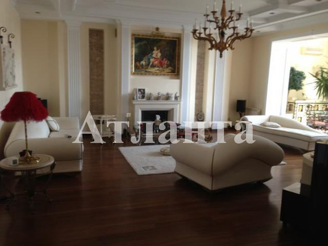 Продается 4-комнатная квартира в новострое на ул. Каркашадзе Пер. — 740 000 у.е. (фото №3)