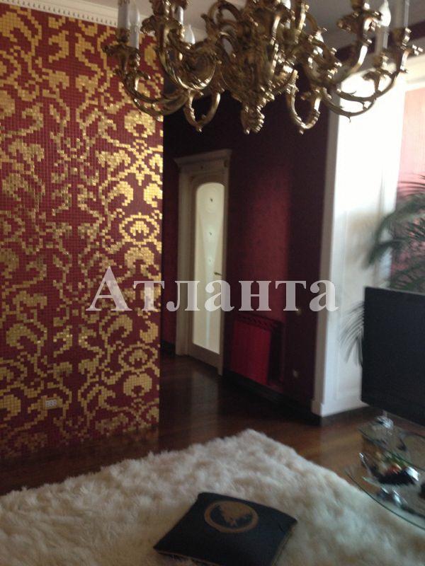 Продается 4-комнатная квартира в новострое на ул. Каркашадзе Пер. — 740 000 у.е. (фото №13)