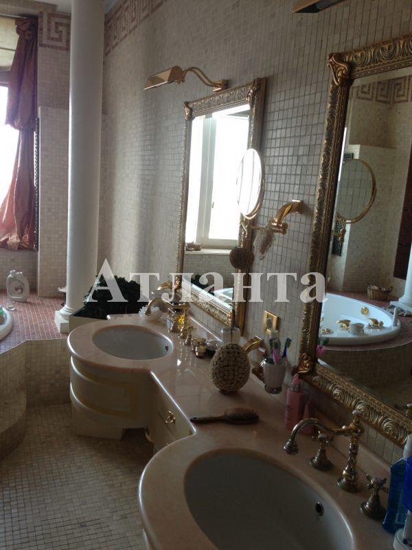 Продается 4-комнатная квартира в новострое на ул. Каркашадзе Пер. — 740 000 у.е. (фото №19)