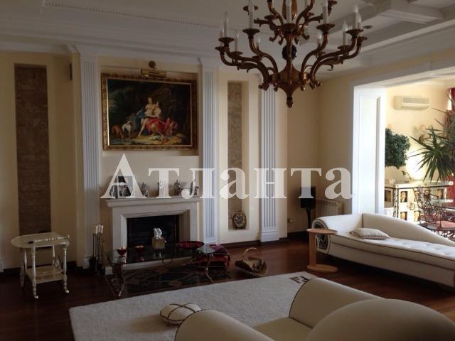 Продается 4-комнатная квартира в новострое на ул. Кирпичный Пер. — 740 000 у.е. (фото №4)