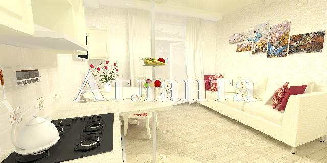 Продается 1-комнатная квартира в новострое на ул. Береговая — 14 000 у.е. (фото №4)