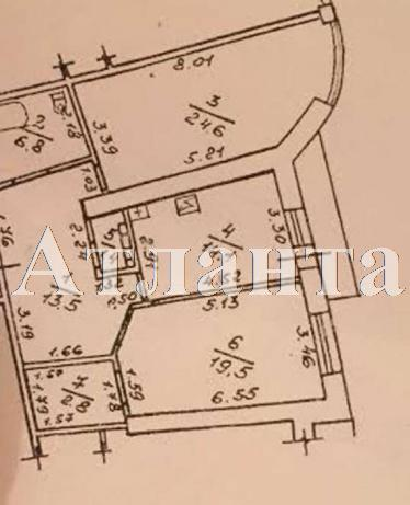 Продается 2-комнатная квартира в новострое на ул. Фонтанская Дор. — 135 000 у.е. (фото №9)