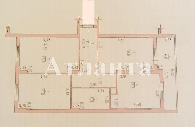 Продается 3-комнатная квартира в новострое на ул. Радужный М-Н — 75 000 у.е. (фото №15)