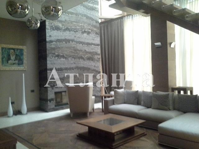 Продается 6-комнатная квартира в новострое на ул. Генуэзская — 3 500 000 у.е.