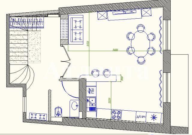 Продается 4-комнатная квартира на ул. Фонтанская Дор. — 180 000 у.е. (фото №2)