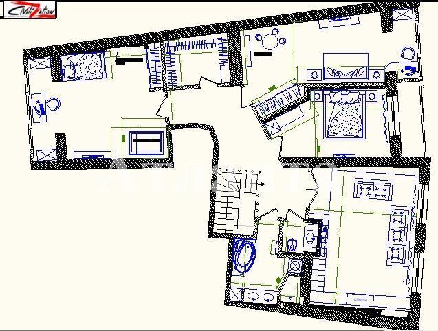 Продается 4-комнатная квартира на ул. Фонтанская Дор. — 180 000 у.е. (фото №3)