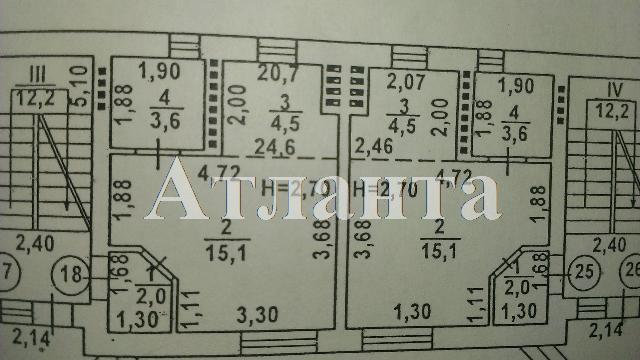 Продается 1-комнатная квартира в новострое на ул. Люстдорфская Дорога — 22 300 у.е.