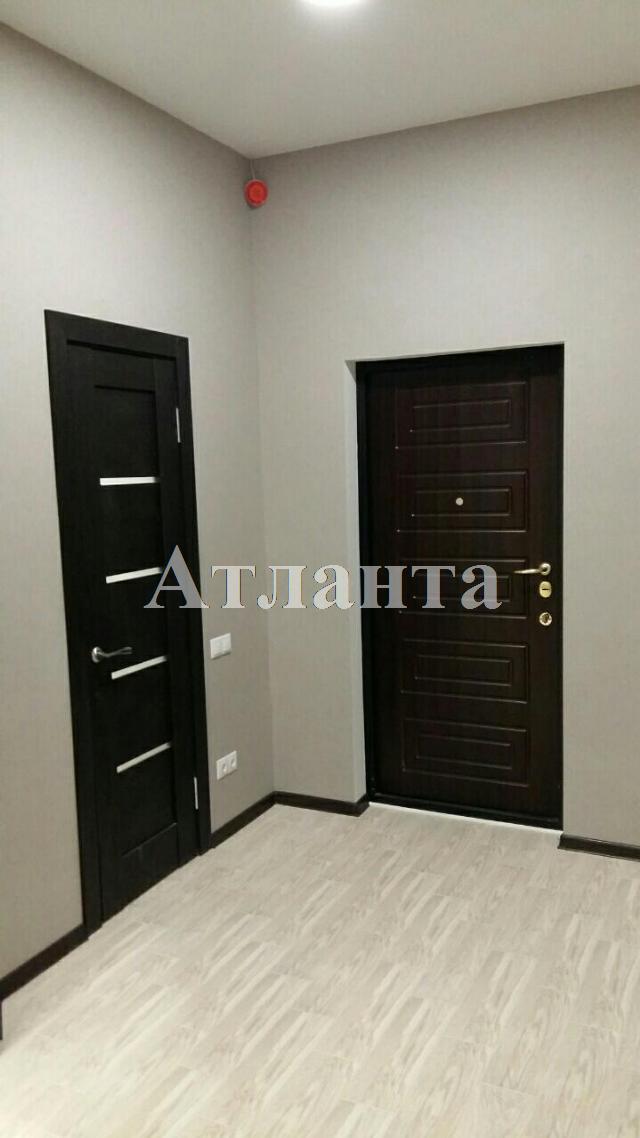 Продается 1-комнатная квартира в новострое на ул. Жемчужная — 43 000 у.е. (фото №4)