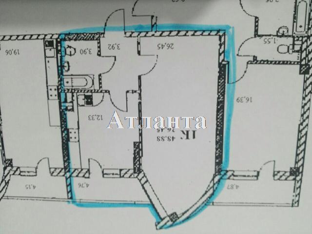Продается 1-комнатная квартира на ул. Маршала Жукова — 37 000 у.е.