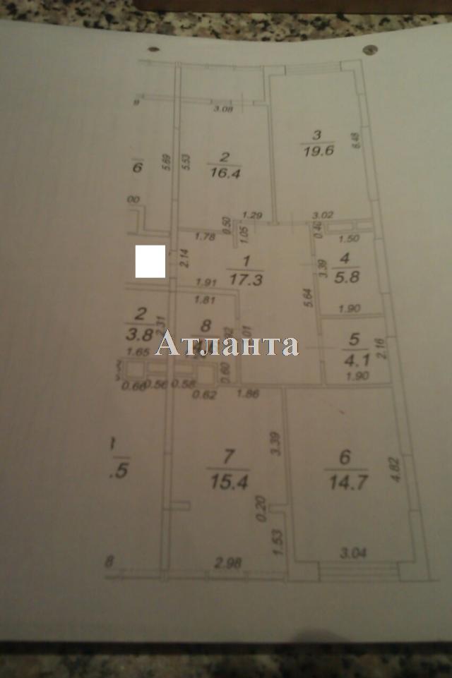 Продается 3-комнатная квартира на ул. Жемчужная — 85 000 у.е. (фото №10)