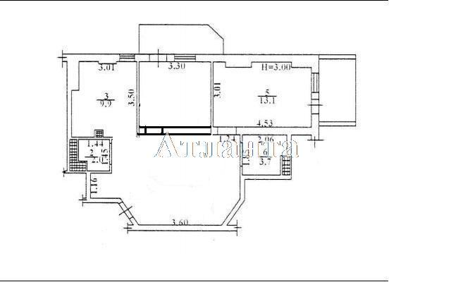 Продается 2-комнатная квартира на ул. Артиллерийская — 86 000 у.е. (фото №2)