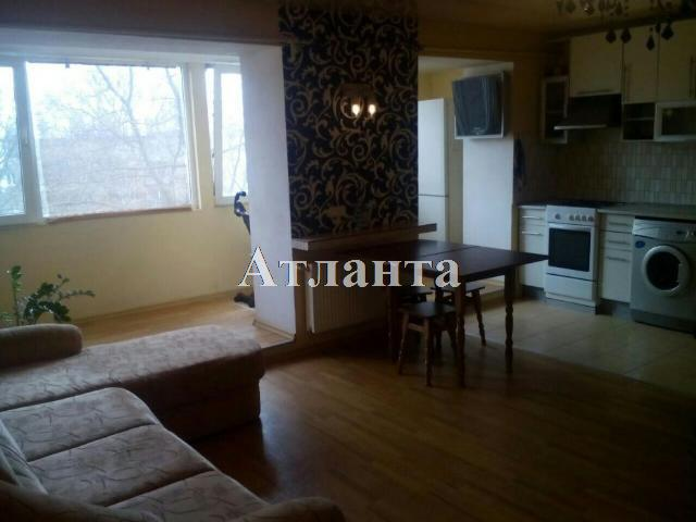 Продается 2-комнатная квартира на ул. Филатова Ак. — 38 500 у.е.