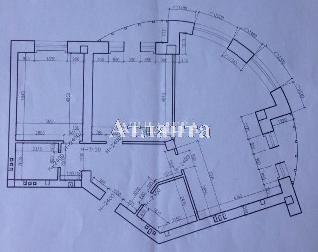 Продается 3-комнатная квартира на ул. Французский Бул. — 210 000 у.е. (фото №2)