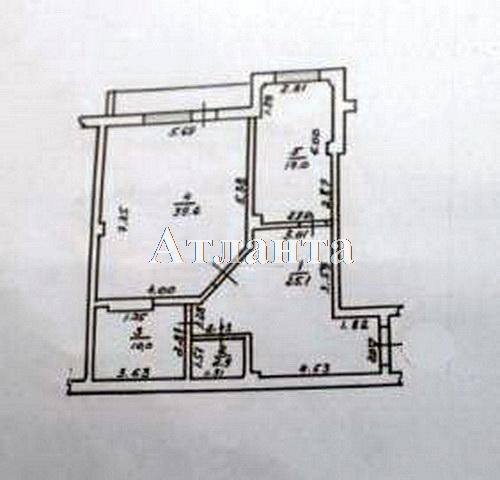 Продается 2-комнатная квартира на ул. Люстдорфская Дорога — 90 000 у.е. (фото №12)