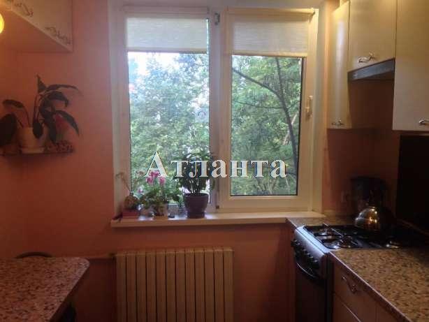 Продается 1-комнатная квартира на ул. Маршала Жукова — 35 000 у.е. (фото №4)