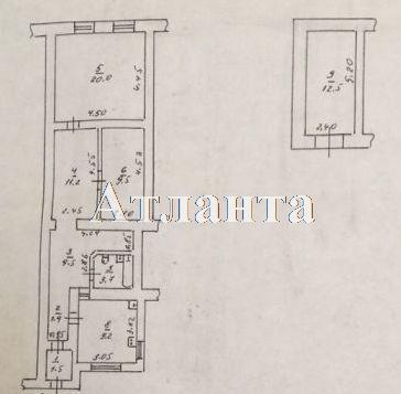 Продается 2-комнатная квартира на ул. Дальницкая — 35 000 у.е. (фото №8)